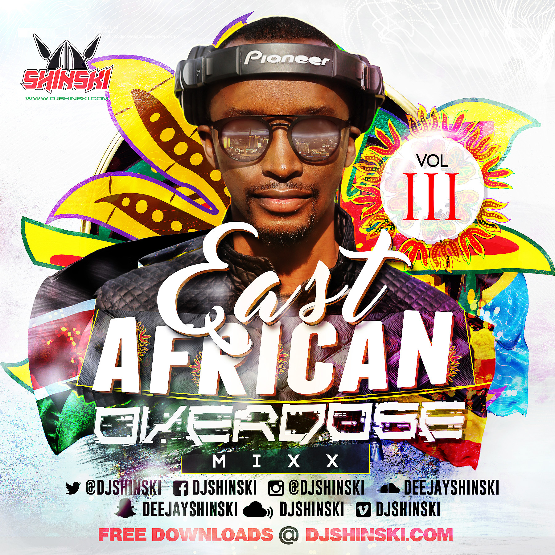 East African Overdose Mix vol 3